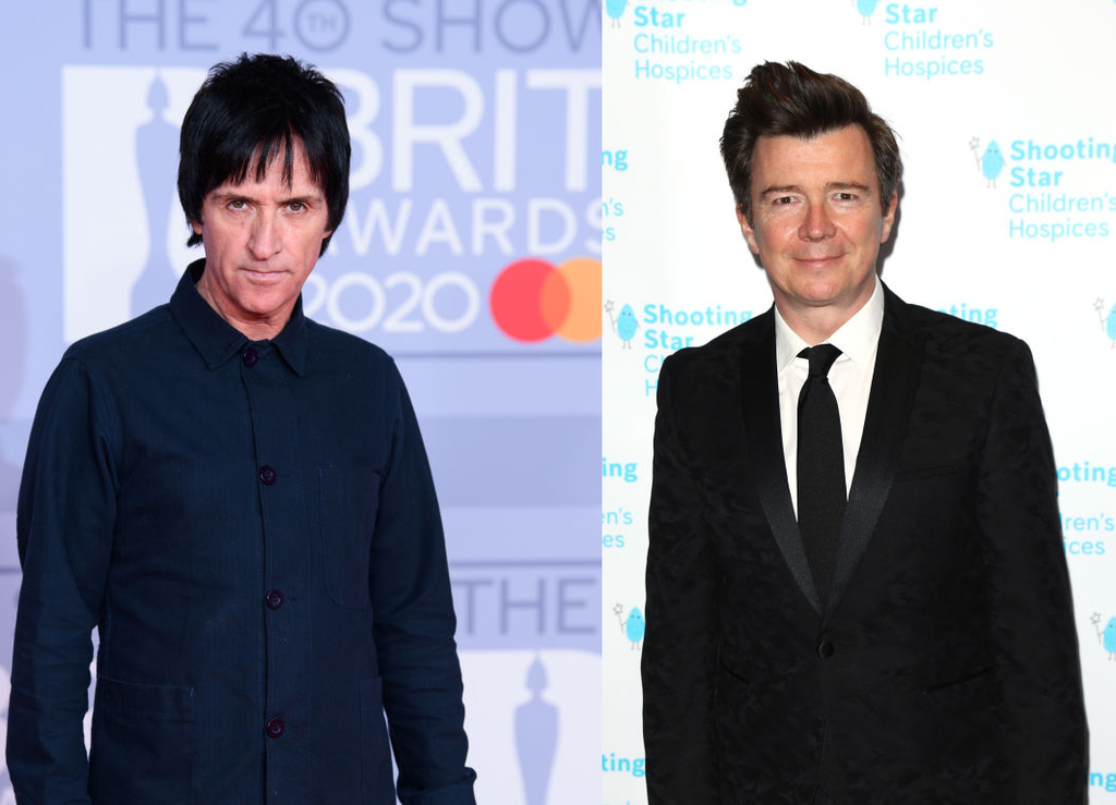 Johnny Marr wasn't exactly charmed by Rick Astley covering The Smiths