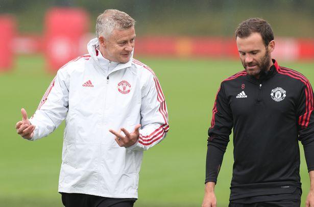 Juan Mata has fallen out of favour under Ole Gunnar Solskjaer
