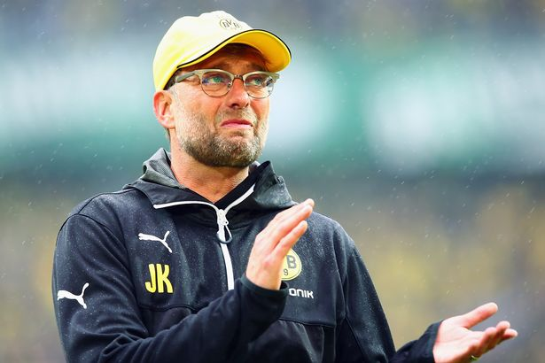 Jurgen Klopp was Dortmund manger until 2015 but appears unwilling to sign players from his former club