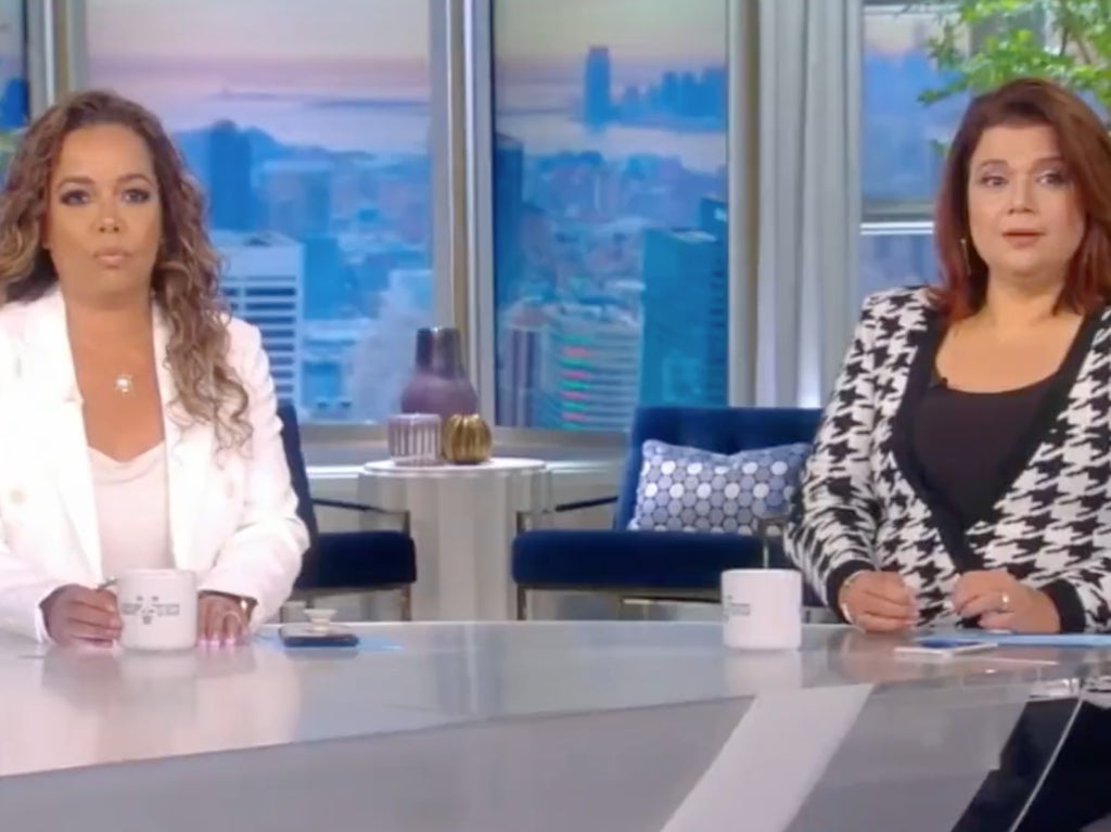 Kamala Harris' 'The View' interview thrown into chaos as two hosts pulled off air over Covid infection