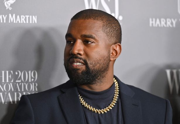 Kanye West has shared a photo of his son Saint's X-ray to Instagram