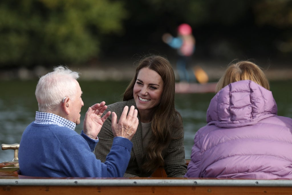 Kate meets Holocaust survivors who found 'paradise' in the Lake District