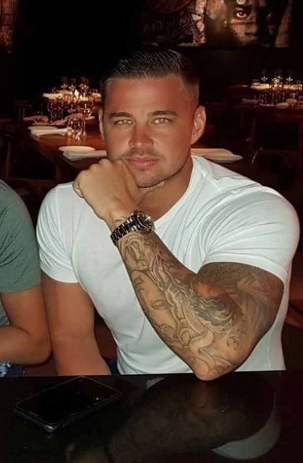 Carl Woods now has a third tattoo of girlfriend Katie Price's face