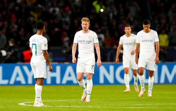 Kevin De Bruyne was given a 3/10 match rating by French newspaper L'Equipe