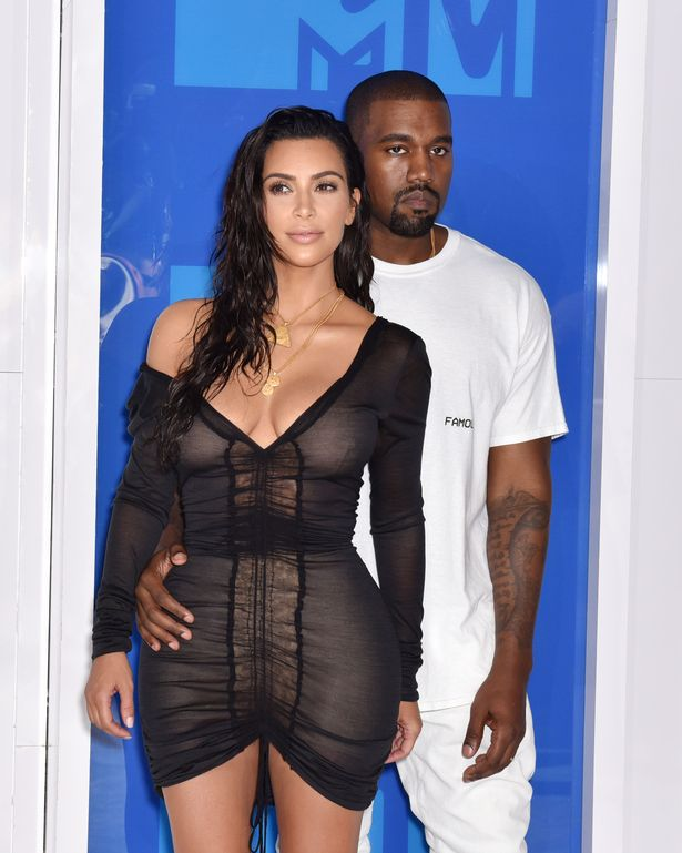 Kim Kardashian appears to have hit out at ex-husband Kanye West online