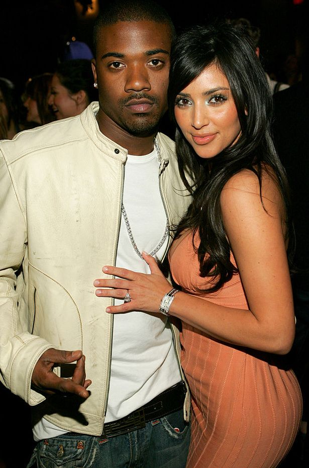 A sex tape featuring Kim Kardashian and Ray J was leaked in 2007