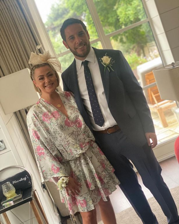 Lisa Armstrong shares rare snap of boyfriend after swiping at Ant McPartlin's PR team