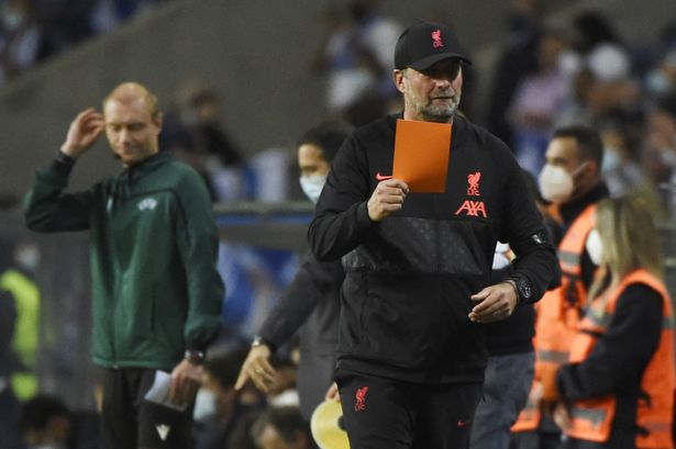 Liverpool fans complained on Twitter as coverage of their Champions League tie with Porto was disrupted