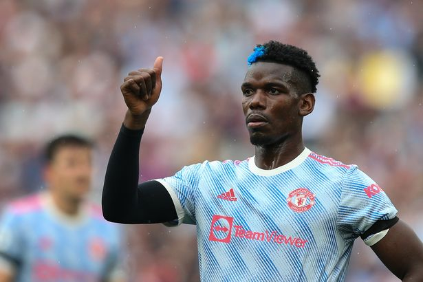 Manchester United midfielder Paul Pogba has less than 12 months remaining on his current deal and is free to sign a pre-contract agreement with a foreign club in January