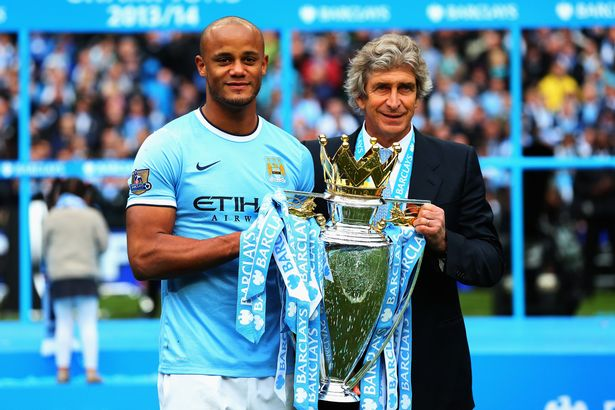Manchester City won the league in 2014 at the expense of Liverpool