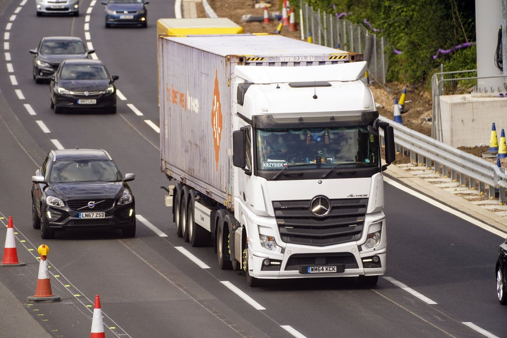 Lorry driver shortage visa scheme will run out on Christmas Eve and people think that is pretty Scrooge-like