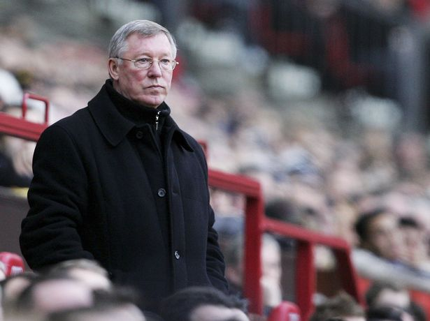 Sir Alex Ferguson promoted a host of youth team players to Manchester United's first-team