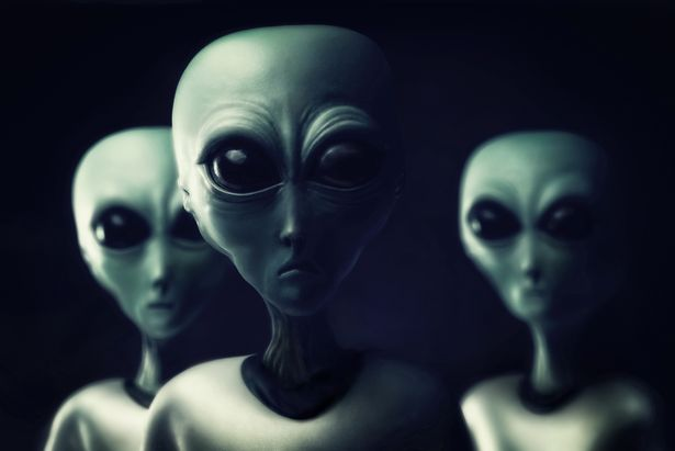 Police were unable to confirm whether aliens were found at the hotel