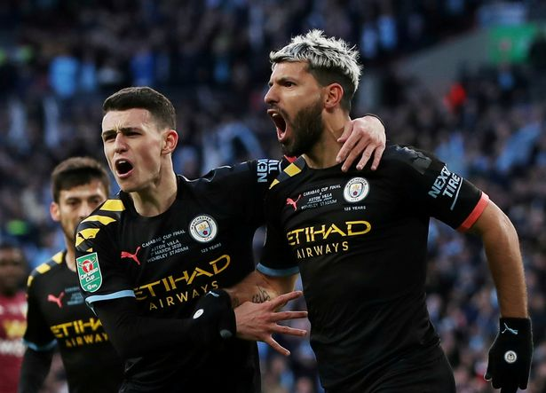Phil Foden bought his French bulldog after his man-of the-match performance against Aston Villa at Wembley