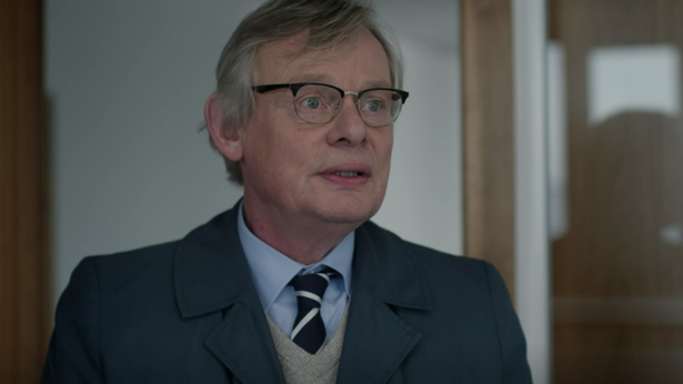Fans enjoyed Martin's portrayal of DCI Sutton