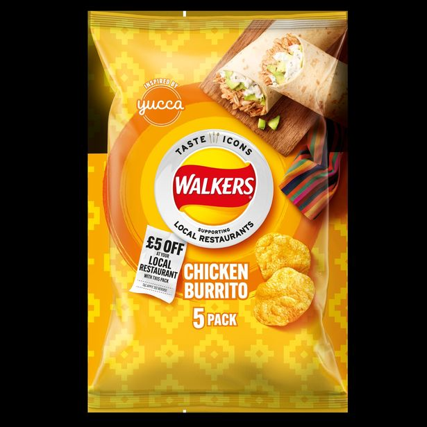 Snap up the deal on new flavours of Walkers