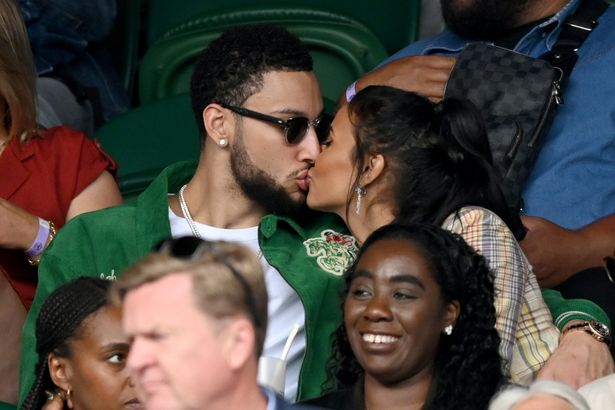 Ben Simmons and Maya Jama confirmed their romance earlier this year