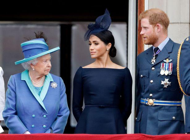 Megan Markle said she felt suicidal while working as a royal
