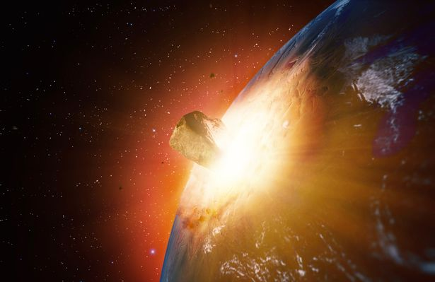 2021RL3 is expected to smash through Earth's orbit today