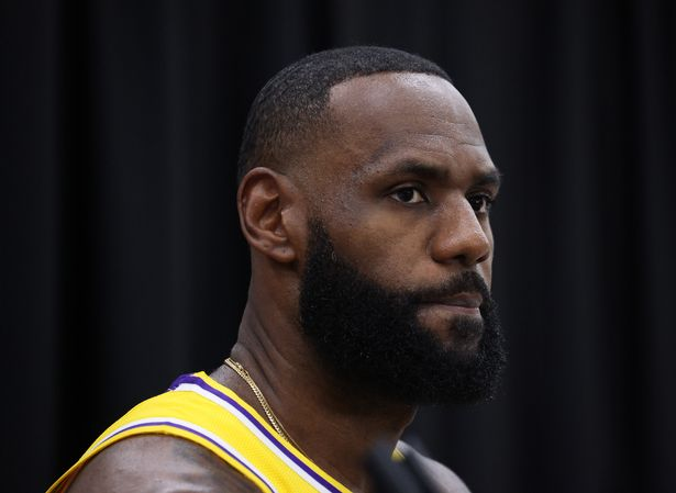 LeBron James decided to take the vaccine after initially having doubts