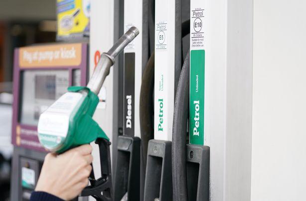 E10 petrol pump by a Supreme petrol pump