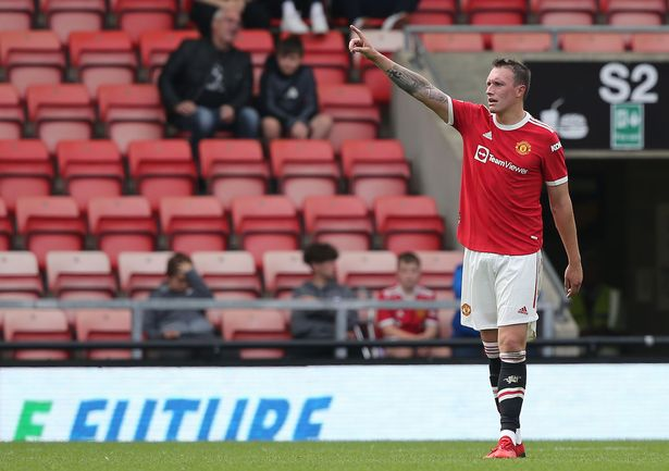 Phil Jones has been out injured for 20 months due to a knee problem
