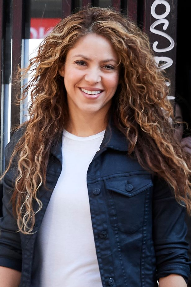 Shakira has claimed she was the victim of a wild boar attack