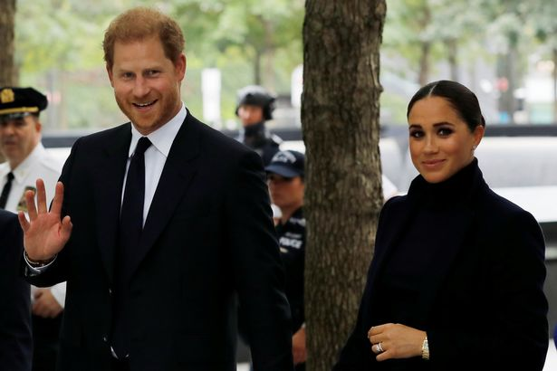 Prince Harry's 'damaged goods' in the UK, a royal historian claims