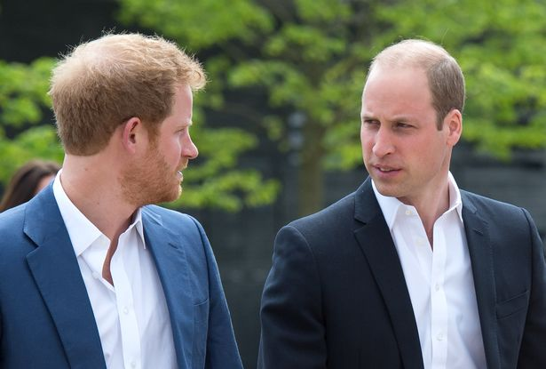 Harry could only prove he's 'stronger' than William by quitting the royals, Levin said