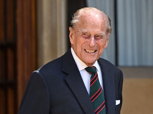 Prince Philip loved food and mastering the barbecue
