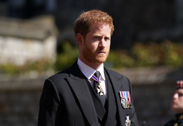 Prince Harry has reflected on the conversation he had with grandfather Philip