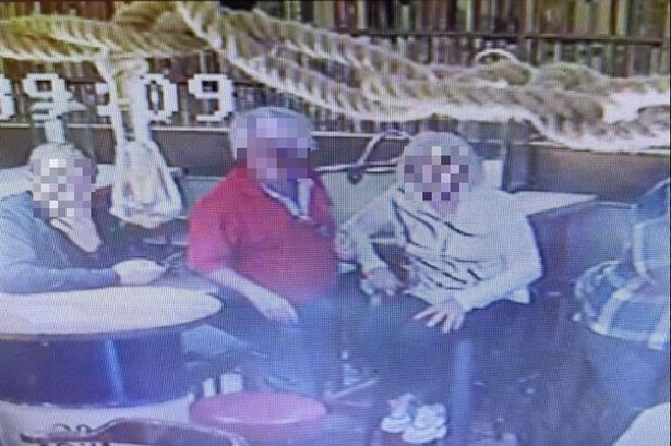 Pub baffled as CCTV shows woman 'spike her own drink' before saying she was drugged