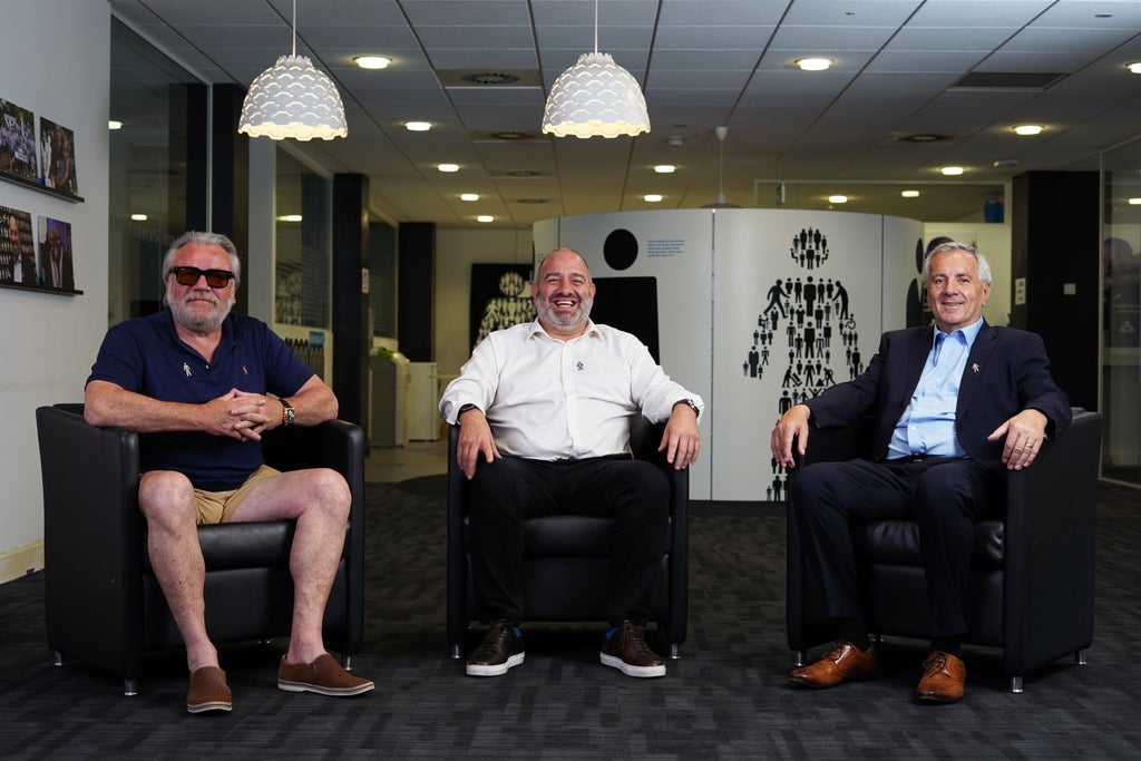 Ray Winstone launches new film with friends to raise prostate cancer awareness