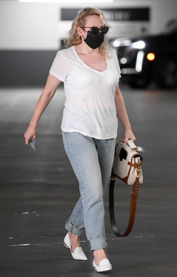 Rebel Wilson is spotted out and about in Los Angeles.