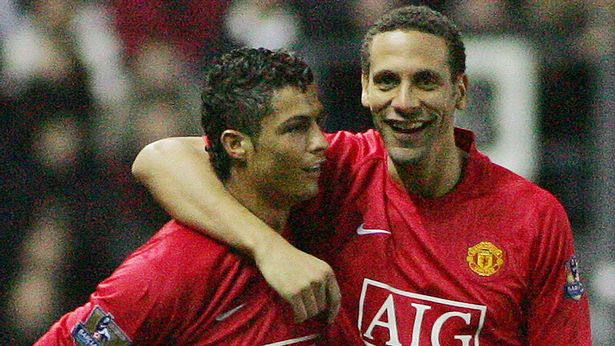 Rio Ferdinand was stunned by the members of staff that Cristiano Ronaldo employs