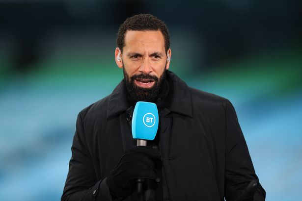 Rio Ferdinand has played down reports of a rift between himself and Ole Gunnar Solskjaer