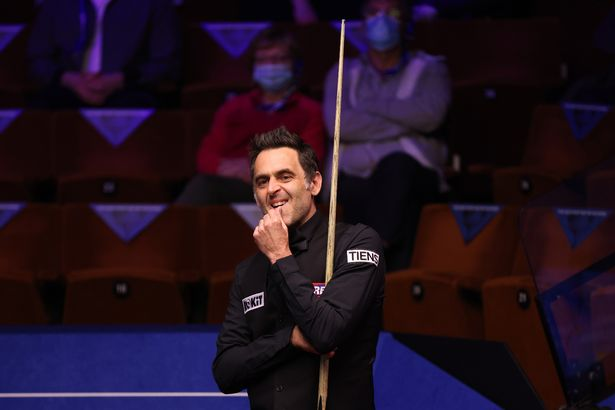 Ronnie O'Sullivan has been labelled the best British sportsperson in history by former snooker pro John Virgo