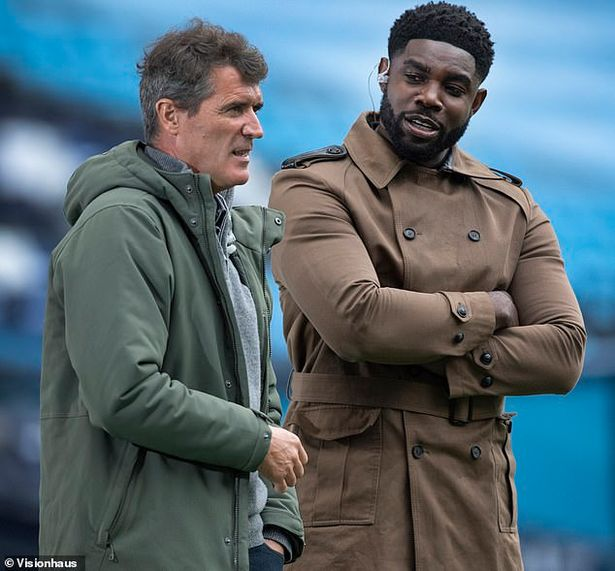 Roy Keane and Micah Richards were in agreement over Manchester United