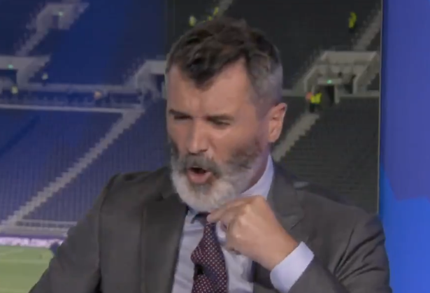Roy Keane was left fuming by the performance of Tottenham