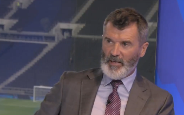 Roy Keane was furious with Tottenham Hotspur's defending