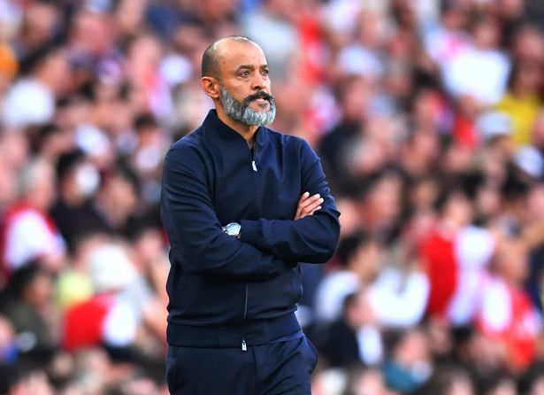 The pressure is growing on Tottenham boss Nuno Espirito Santo after his side's latest defeat