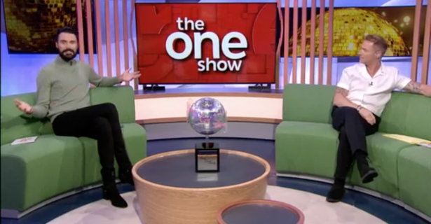 The One Show viewers were delighted to see Rylan Clark-Neal back on the sofa