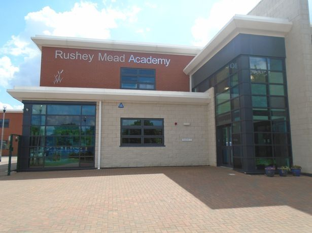 The boy forgot to switch off his iPhone when he went into classes at Leicester's Rushey Mead Academy