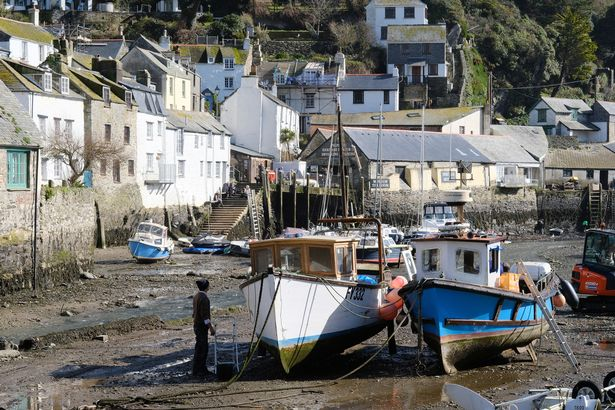 Polperro is regarded as one of the most charming places in the UK