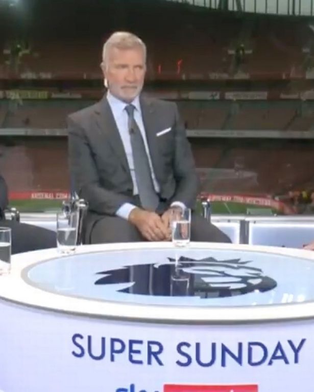 Graeme Souness was not impressed with Spurs
