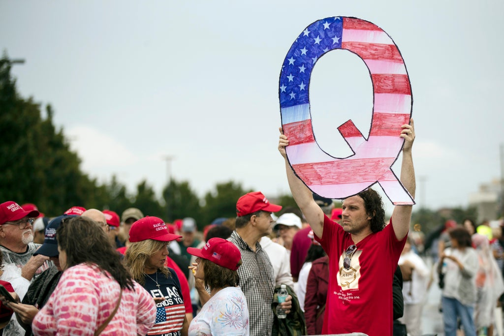 Sick QAnon theorists call Gabby Petito case a hoax 'to cover for Biden failures' in unhinged Telegram chats