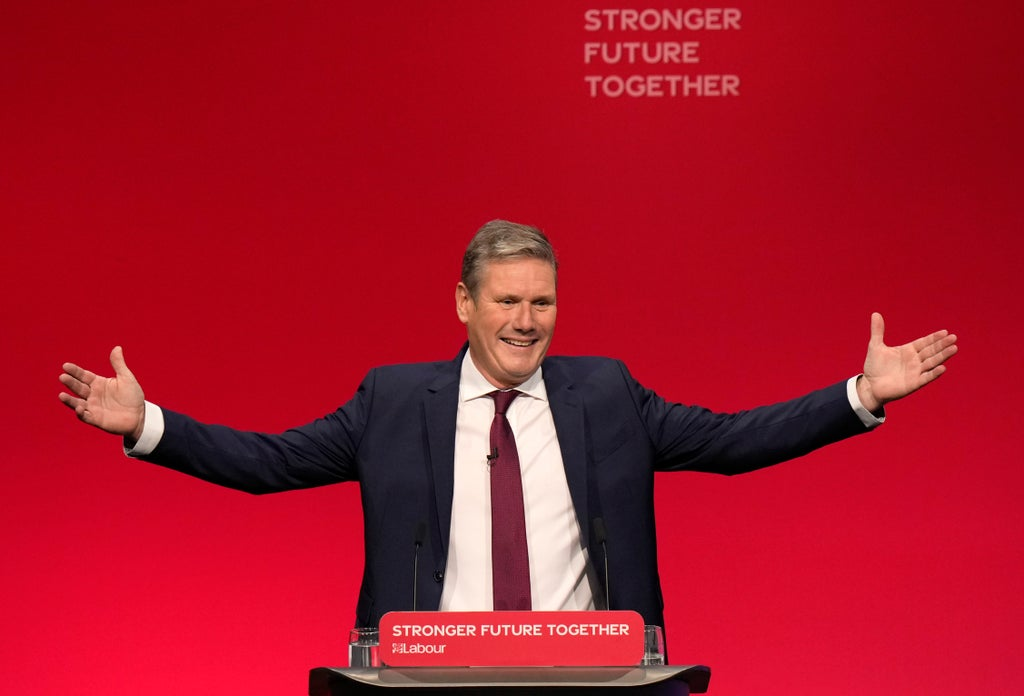 Starmer speech: Everything he said at Labour conference
