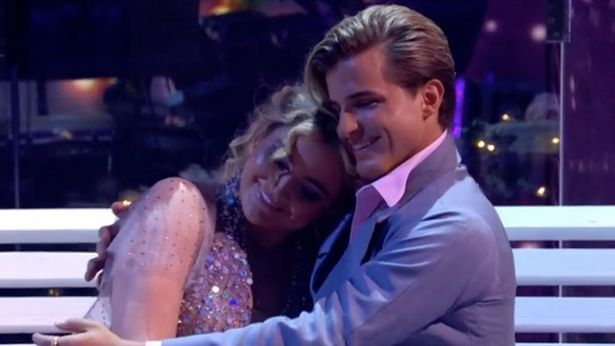 Strictly fans spot 'love brewing' between Gordon Ramsay's daughter Tilly and her partner