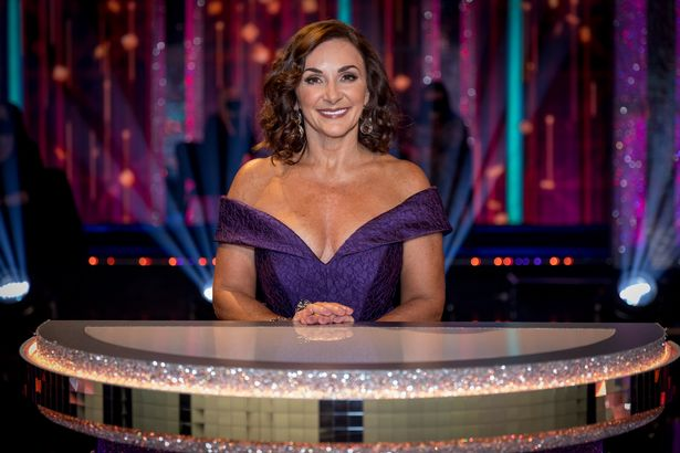Shirley Ballas on Strictly Come Dancing