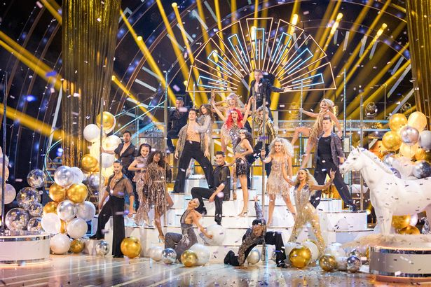 Strictly staff 'furious' at pro dancers refusing the Covid jab and 'risking the show'